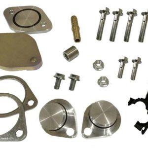 EGR Cooler Delete Kit 2008 – 2010 Ford 6.4L Powerstroke F250 – F550