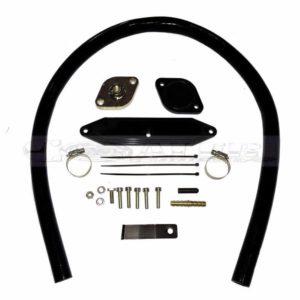 2011 – 2014 EGR Valve Cooler Delete Kit 6.7L Powerstroke Turbo