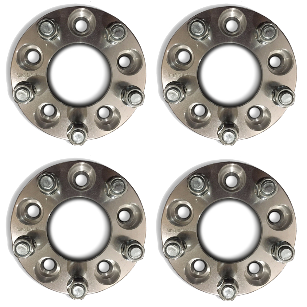 "Set of 4 Dodge Ram 1500 Wheel Spacers 2"" Thick Adapters ..."