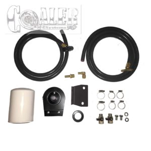 2008 – 2010 Ford F250 F350 6.4 Powerstroke Coolant Filter Kit