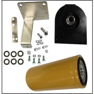 2004.5 – 2007 Dodge 5.9L Cummins Diesel CAT Fuel Filter Adapter Kit
