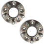 """Set of 2 Dodge Ram 1500 Wheel Spacers 2"""" Thick Adapters 5x5.5 5 Lug"""