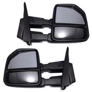 Ford F150 2015 – 2018 Power Heated Towing Mirrors Front Pair Full Set