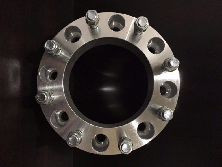 2 inch Wheel Spacers 8×8 (8×203.2)   8 Lug   5/8×18 Studs