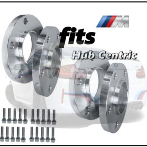 10mm 15mm HubCentric Wheel Spacers 5x120 | 5 Lug