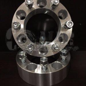 2 inch Wheel Spacers 6×5.3 (6×135) | 6 Lug
