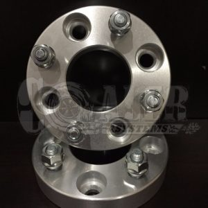 1 inch Wheel Spacers 4x4.5 (4x114.3) | 4 Lug