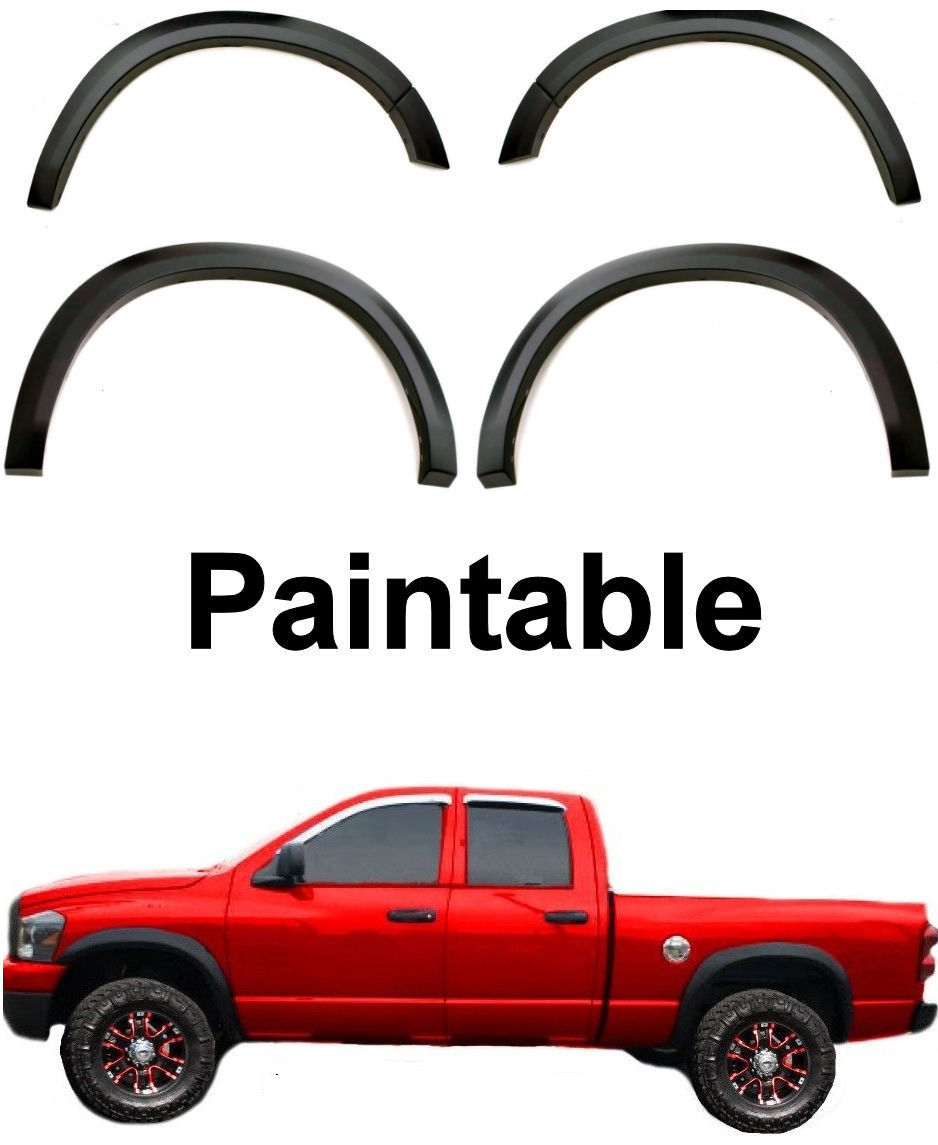 2009 Dodge Ram 1500 2500 3500 Smooth Style Fender