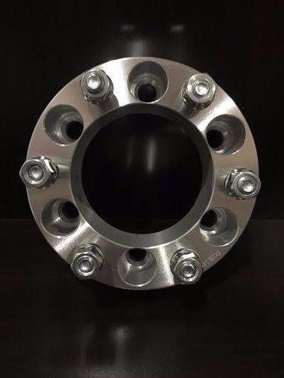 2 inch Wheel Spacers 6×6 (6×152.4) | 6 Lug