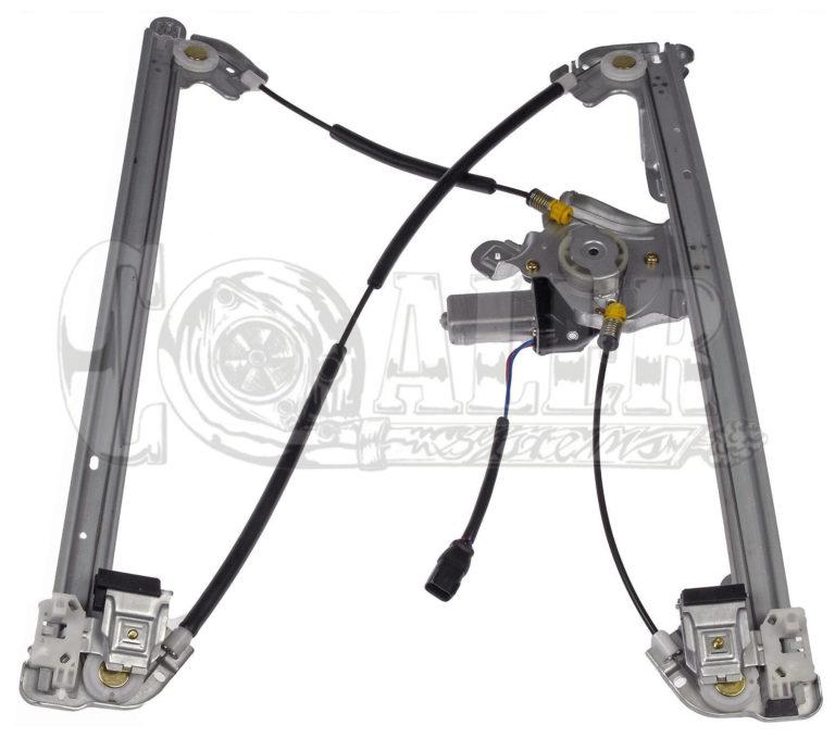 2004 – 2008 Ford F150 Window Regulator w/ Motor | Front Right / 741-431