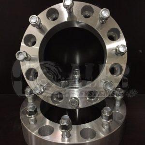 2 inch Wheel Spacers 8×170 | 8 Lug | 9/16 Studs