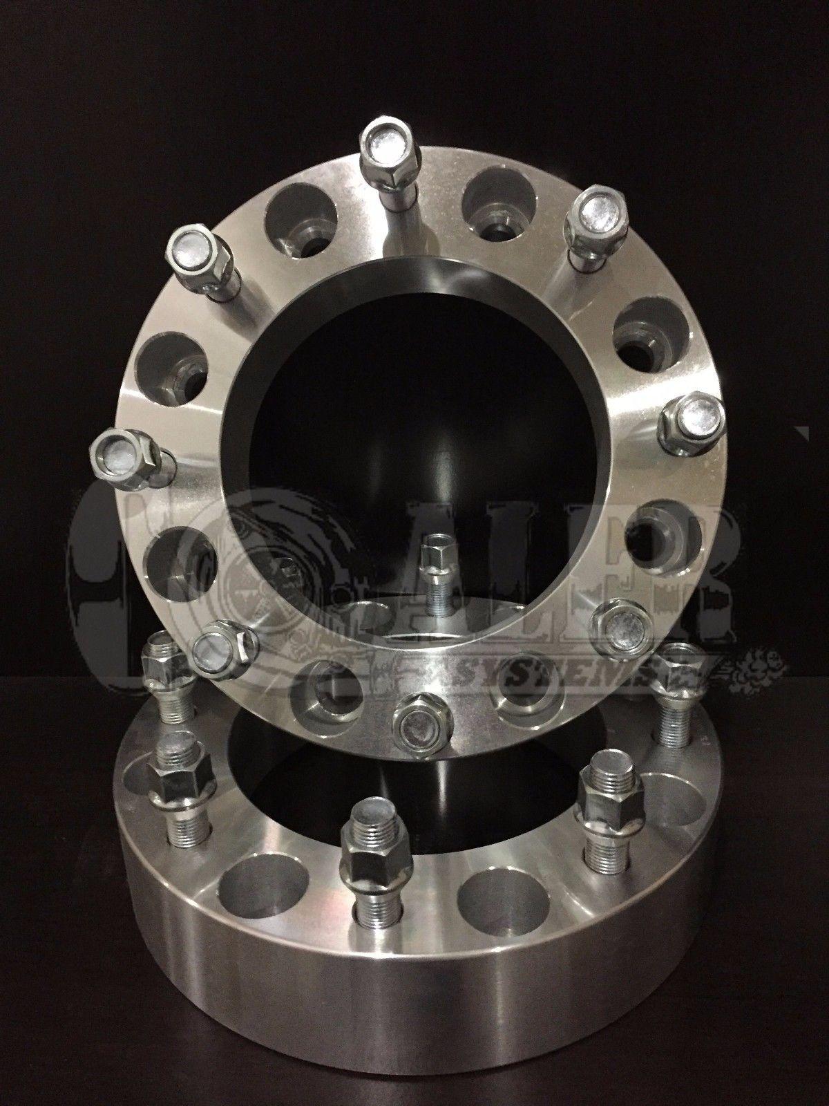wheel spacers   lug  studs coaler systems diesel  automobile