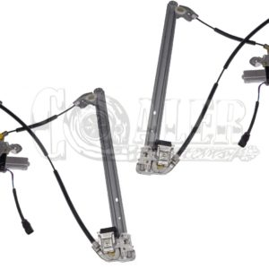 2004 – 2008 Ford F150 Window Regulator w/ Motor | Front Set / 741-428 741-429