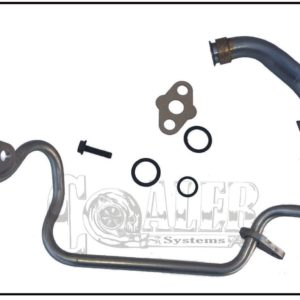 2003 - 2007 Ford 6.0 Powerstroke Turbo Oil Feed Line Upgrade